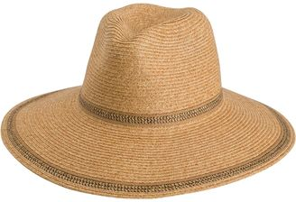 L Space Sunny Days Panama Hat $64 thestylecure.com