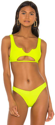 Frankie's Bikinis Frankies Bikinis Cole Top