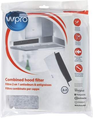 Wpro Universal Grease and Carbon Filter