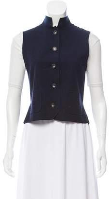 Chanel Paris-Bombay Silk Vest w/ Tags