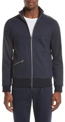 ATM Anthony Thomas Melillo Zip-Up Sweater