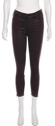 J Brand Alana High-Rise Cropped Jeans w/ Tags