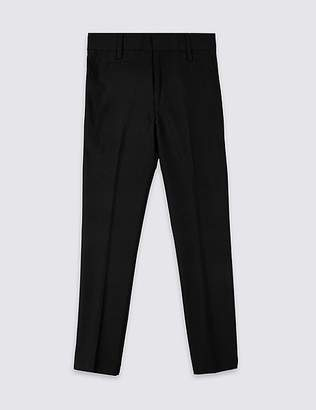 Marks and Spencer Boys' Slim Fit Skinny Leg Trousers