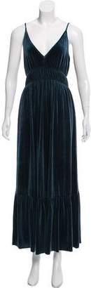 Rebecca Minkoff Velvet Midi Dress
