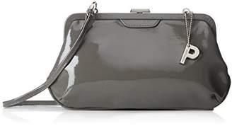 Picard Womens Cross-Body Bag Grey Size: UK