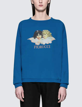 Fiorucci Foil Angels Sweatshirt