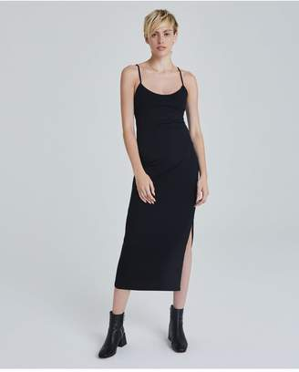 AG Jeans The Quail Dress - True Black