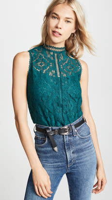 BB Dakota Meet Me In The Meadows Lace Top