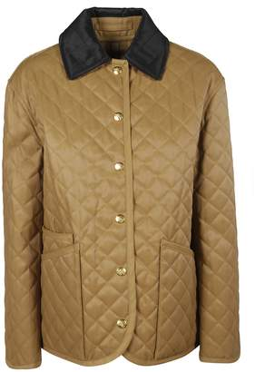 Burberry Quilted Equestrian Jacket