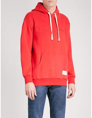 Criminal Damage Hiber cotton-blend hoody