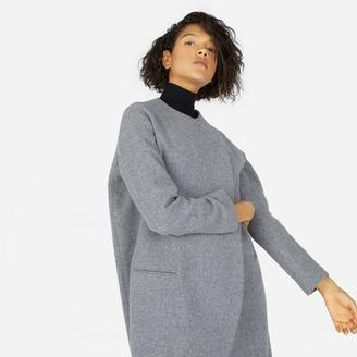 The Premium Wool Oversized Unstructured Coat