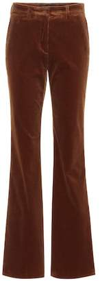 Etro Corduroy flared pants