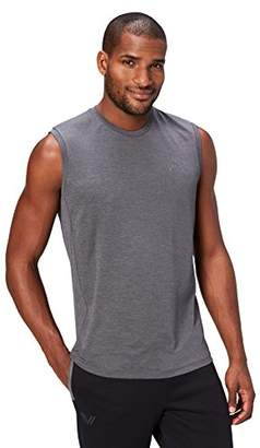 Peak Velocity Men's VXE Sleeveless Quick-dry Loose-Fit T-Shirt