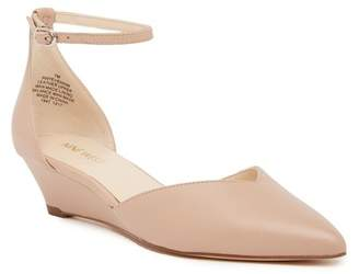 Nine West Evenhim Pointed Toe Wedge Pump - Wide Width Available