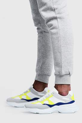 Multi Panel Chunky Trainer