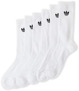 adidas 6-Pack Original Crew Socks