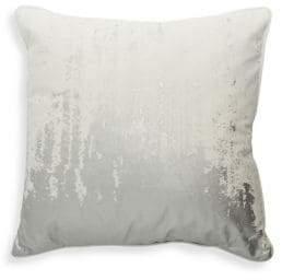Thro Square Metallic Pillow