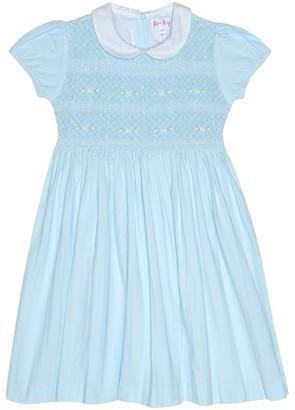 Rachel Riley Smocked cotton dress