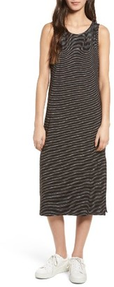 Women's Lush Tank Midi Dress $45 thestylecure.com