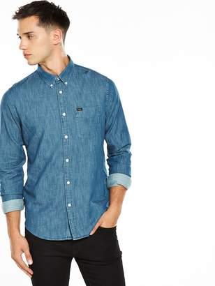Lee Denim Button Down Shirt