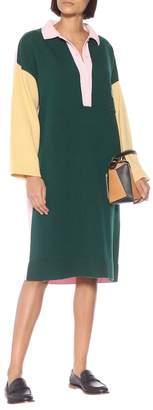 Loewe Wool and cashmere sweater dress