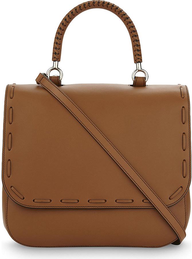 Max MaraMax Mara BoBag calf leather shoulder bag