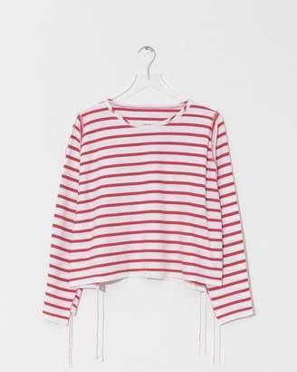 MM6 MAISON MARGIELA Stripe Long Sleeve
