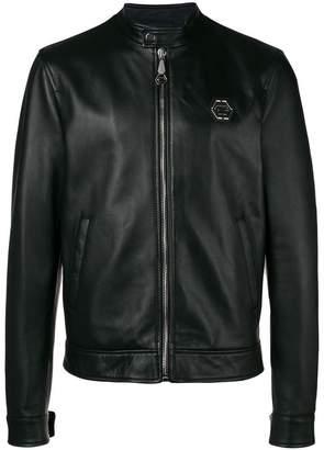 Philipp Plein Original Moto jacket