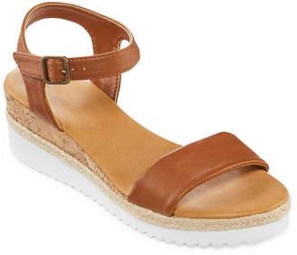 Zigi SOHO Girl Womens Izzie Wedge Sandals