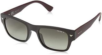 Police Sunglasses SPL150 Offstage 1 Wayfarer Polarized Sunglasses