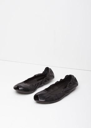 Marsèll Spuntella Ballet Flat $635 thestylecure.com