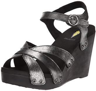 Volatile Women's Mandoline Wedge Sandal