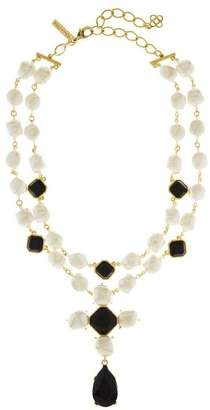 Oscar de la Renta Baroque Pearl Necklace