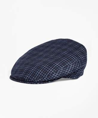 Brooks Brothers Check Linen Ivy