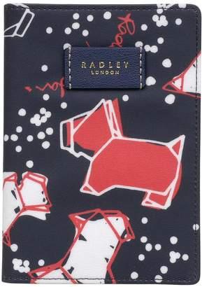 Radley SPECKLE DOG PASSPORT COVER