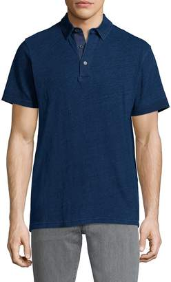 Gilded Age Men's Plantation Polo