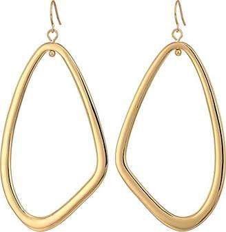 French Connection Women's Large Statement Drop Earrings