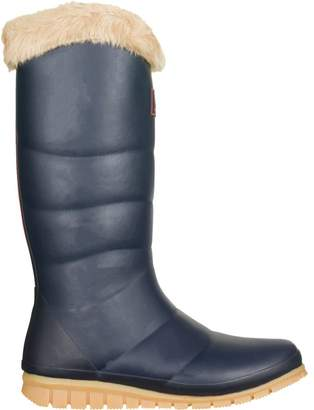 Joules Downton Fur Collar Boot - Women's