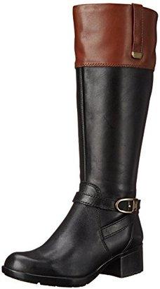 Bandolino Women's Baya Wide-Calf Riding Boot $149 thestylecure.com