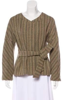 Marni Belted Wool Jacket
