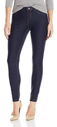 Hue Women's Essential Denim Leggings,XS
