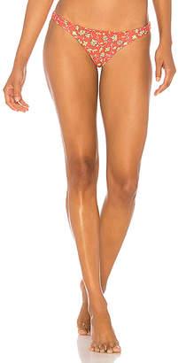 Amuse Society Mia Reversible Bikini Bottom