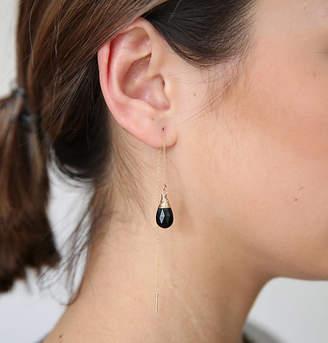 b459f8a5f Sarah Hickey Black Onyx Ear Thread