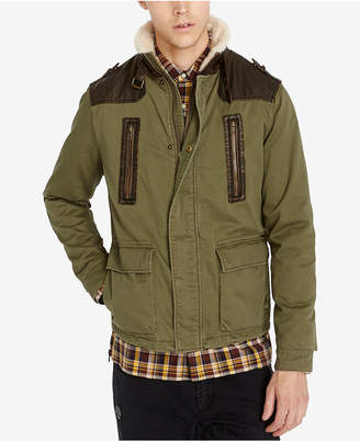 Buffalo David Bitton Men's Jidrus Cargo Jacket