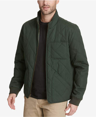 Dockers Quilted Depot Bomber Jacket