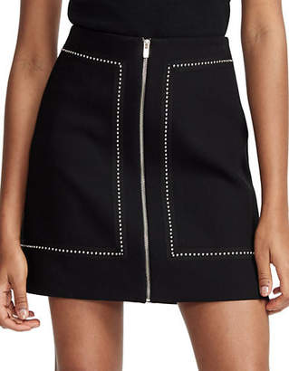 Maje Jimage Mini Skirt