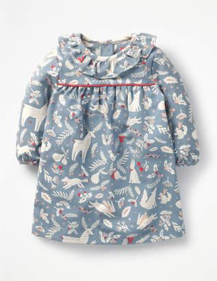 Boden Christmas Jersey Dress