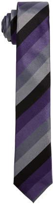 DKNY Dnky Big Boys Striped Necktie