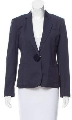Marc by Marc Jacobs Structured Notch-Lapel Blazer