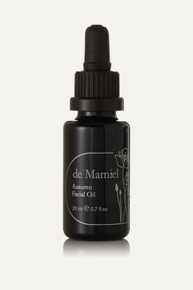 de Mamiel Autumn Facial Oil, 20ml - one size